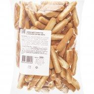 Хлебные палочки с ароматом ванили, 200 г.