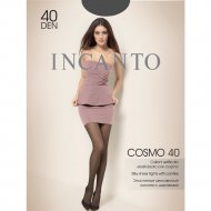 Колготки женские «Incanto» Cosmo 40 den, Grafite 3.