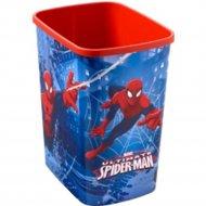 Контейнер для мусора «Curver» Flip Bin Spiderman 25 л, без крышки