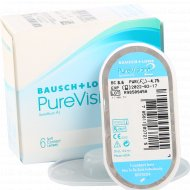 Линзы контактные мягкие «PureVision 2» balafilcon A, r8,6/d-4,75.