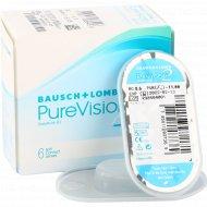 Линзы контактные «PureVision 2 HD» Bausch+Lomb, r-8.6/d-11.0.