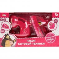 Набор игрушечной бытовой техники «Маша и медведь» B1603363R