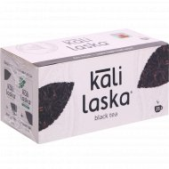 Чай черный «Kali Laska» 25 пакетиков.