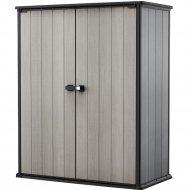 Шкаф «Keter» High Store Plus C, серый.
