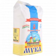 Мука пшеничная «Лидская мука» М 54-25, классическая, 5 кг.