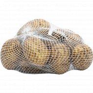Картофель продовольственный свежий, 1 кг., фасовка 3.8-4.1 кг