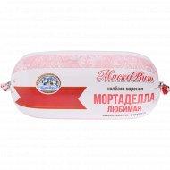 Колбаса вареная «Мортаделла любимая» высший сорт, 400 г