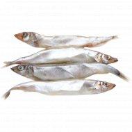 Рыба «Мойва» мороженая, 1 кг, фасовка 0.8-0.95 кг