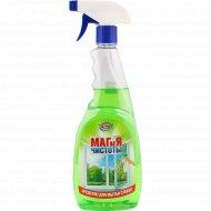 Средство «Магия чистоты» для мытья стекол, 700 мл.