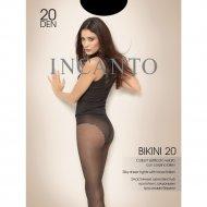 Колготки женские «Incanto» Bikini, 20 den, nero.