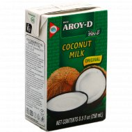 Кокосовое молоко 70% «Aroy-d» 250 мл
