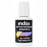 Корректирующая жидкость «Index» 20 мл.