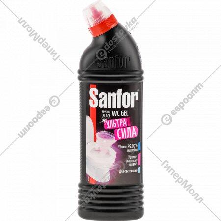 Средство «Sanfor» special black, 750 мл.