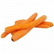 Морковь мытая 1 кг., фасовка 0.9-1.1 кг