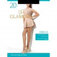 Колготки женские «Glamour» Edera 20 nero.