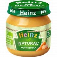 Пюре «Heinz» морковочка, 80 г.