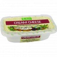 Сыр мягкий «Кремчиз» базилик, чеснок, орегано 70 %, 170 г.