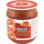 Паста томатная «Красное лето» несолёная, 500 г.
