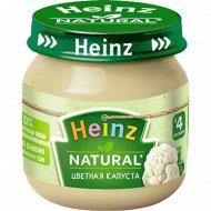 Пюре «Heinz» цветная капуста, 80 г.