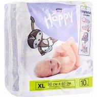 Пеленки детские «Bella Baby Happy» 90х60, 10 шт