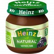 Пюре «Heinz» чернослив, 80 г.