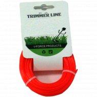 Леска для триммера «Trimmer Line» 2,7 мм, 15 м.