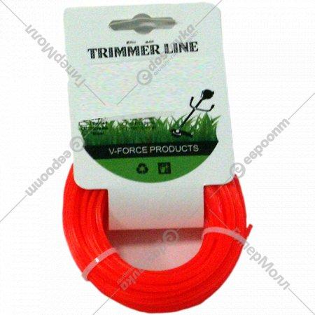 Леска для триммера «Trimmer Line» 3,0 мм, 15 м.