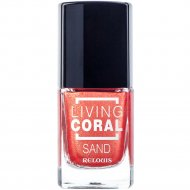 Лак для ногтей «Living Coral» тон 2, sand, 11.5 мл.
