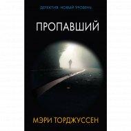 Книга «Пропавший».