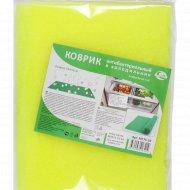 Коврик антибактериальный в холодильник «МультиДом» 50х33 см.