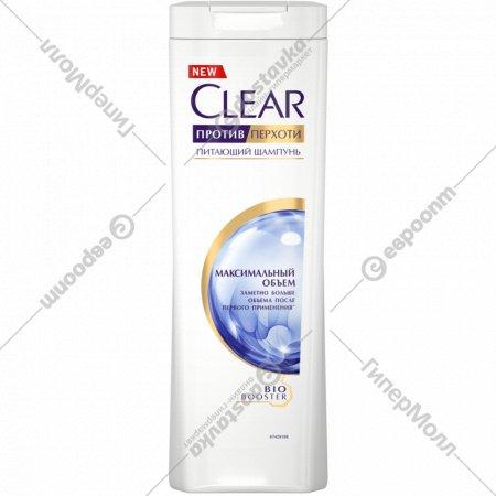 Шампунь «Clear vita ABE» максимальный объем, 400 мл.