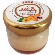 Мёд натуральный с маточным молочком, 35 г.