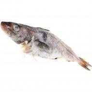 Рыба мороженая «Пикша» 840 г., фасовка 0.57-1.3 кг