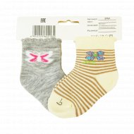 Комплект носков детских «Роза» 2 пары, 3791.