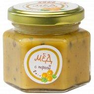 Мёд натуральный с пергой, 150 г.