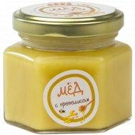 Мёд натуральный с прополисом, 150 г.