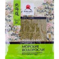 Морские водоросли «Hokkaido» Нори, 28 г