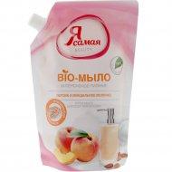 Жидкое мыло «Я самая» с персиком и миндальным молочком, 500 мл