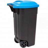 Контейнер «Curver» для мусора на колёсах Refuse BIN, 214127, 110 л, черный