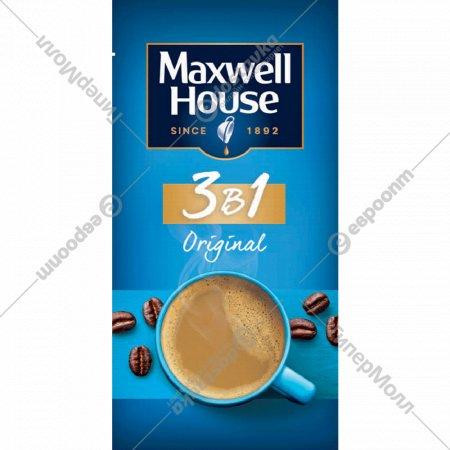 Напиток кофейный «Maxwell House» 3в1, 15 г.
