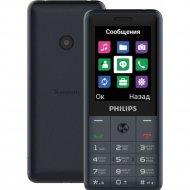 Сотовый телефон «Philips» Xenium E169, темно-серый.