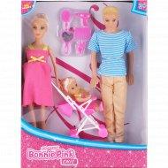 Набор игровой «Bonnie Pink» семья