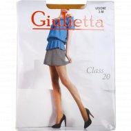 Колготки женские «Giulietta» class 20, visone 3-M.