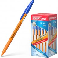 Ручка шариковая «Erich Krause» R-301 Orange Stick, 43194, Синий