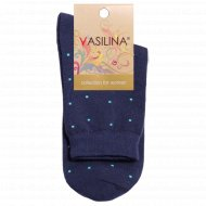 Носки женские «Vasilina» 6с3237, размер 23-25.
