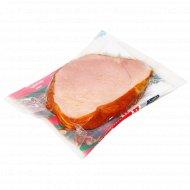 Продукт из свинины «Ковалочек традиционный» копчено-вареный, 1 кг., фасовка 0.35-0.45 кг