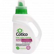 Гель для стирки «Cotico» для всех типов тканей, 1 л.