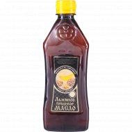 Масло льняное «Воложин» нерафинированное, 500 мл.