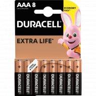 Элемент питания «Duracell» 8 шт.