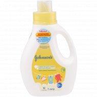 Жидкое моющее средство «Jonson's» детский, для самых маленьких, 1л.